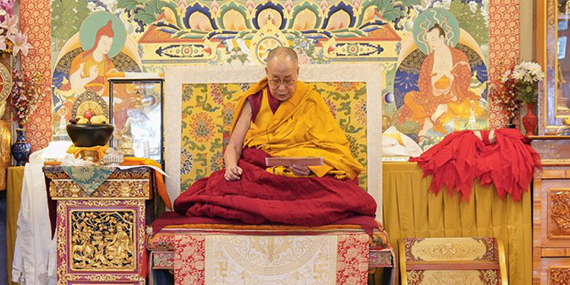 Buddhist Nuns to Offer Dalai Lama's Long Life Prayer