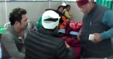 Clash Between Tibetans and Locals in HP Village Sataun