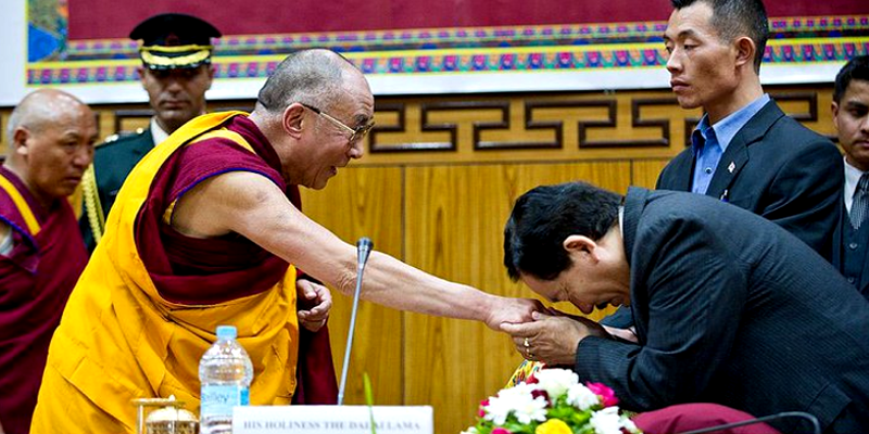 Dalai Lama's Visit to Sikkim Cancelled at Doctor's Advice