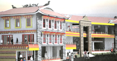 Dharamshala Building a SkyWay with Tibetan Characteristics