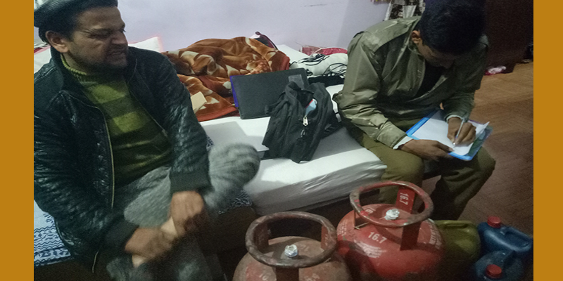 Gas Explosions Planted in Building Occupied by Tibetans in Dharamshala