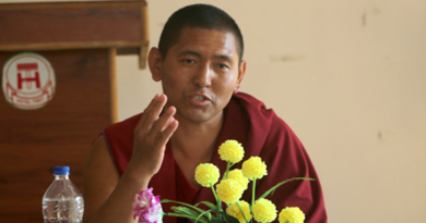 Monk Proposes Self Immolation Over Dirty Politics in Tibetan Exile