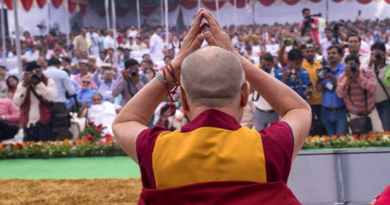 Prayers Alone will not Achieve World Peace: Dalai Lama