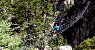 Slovenia to Build World's Longest Tibetan Style Bridge