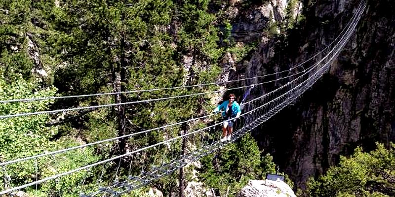 Slovenia to Build World's Longest Tibetan Style Bridge