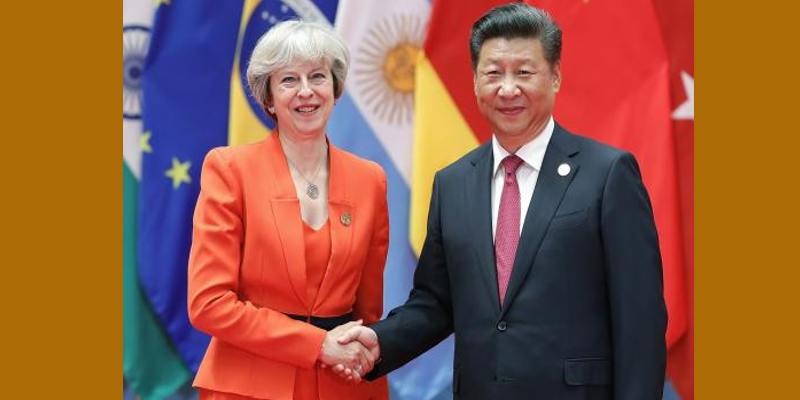'Theresa May Must Not Remain Silent While China Tramples on Human Rights'