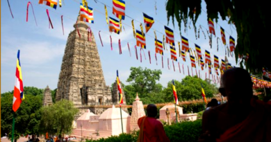 Two Arrested for Bodhgaya Bombing During Dalai Lama Visit
