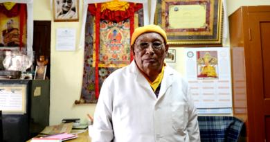 All of Tibet Celebrating My Padma Shri Honour: Dr. Yeshi Dhonden Thanks India