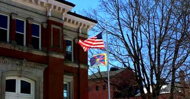 59 Days of Flying Tibetan Flag to Mark 59th Tibetan National Uprising Day in US