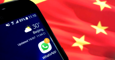 Army Warns Chinese Hackers Using WhatsApps to Spy on Indians