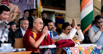 As Tibetans Thank India, India Thanks the Dalai Lama