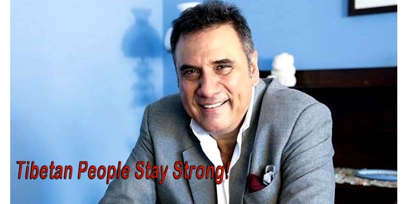 Bollywood Actor Boman Irani's Message to Tibetans on March 10