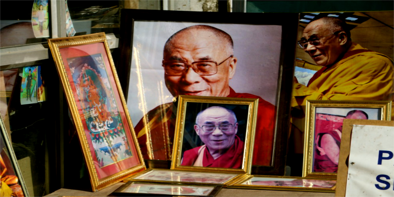 China Hunting Tibetans Having the Dalai Lama Pictures
