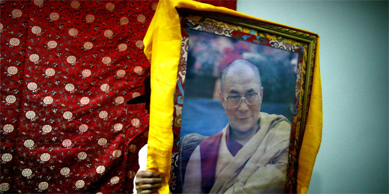 China's New Campaign Targets Dalai Lama Supporters