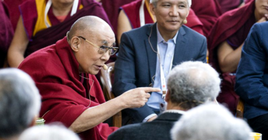 Dalai Lama Opens the 33rd Mind & Life Dialogue