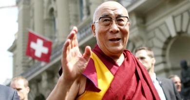 Dalai Lama Scheduled to Visit Switzerland in September