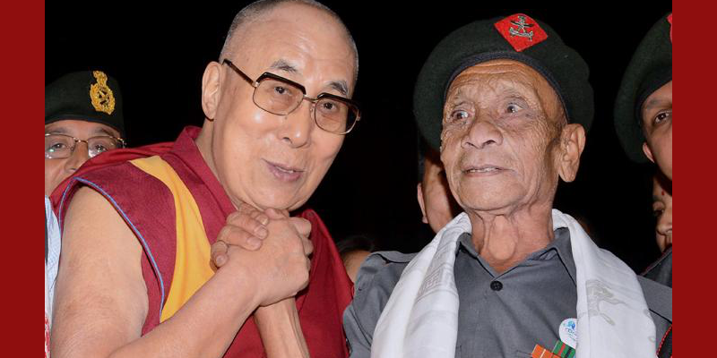 Dalai Lama's Last Surviving Escort Guard Invited to 'Thank You India' Event