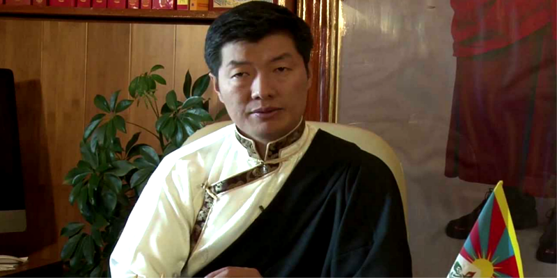 Hope China will Accept Dialogue Says Lobsang Sangay