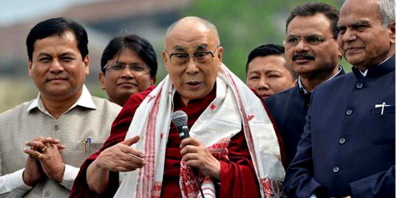 India Clarifies of No Change on Dalai Lama Stance