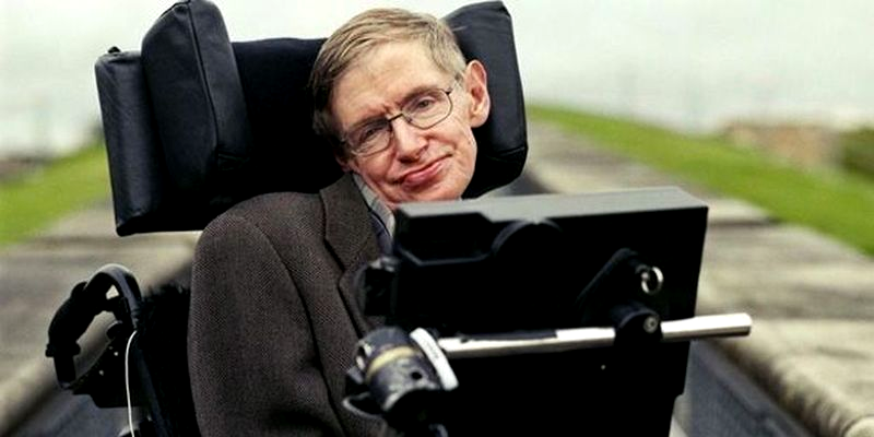 Legendary Physicist Stephen Hawking Dies at 76