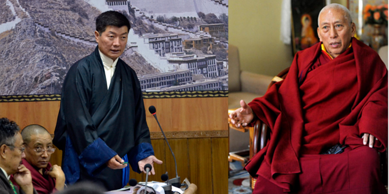 Question of Samdhong Rinpoche's China Visit a Personal Matter