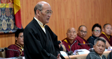 Security Dept. Assures Dalai Lama's Security at Best