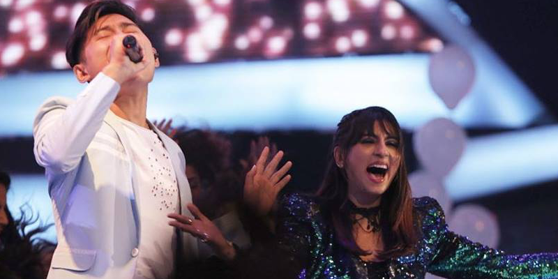 Sonam Topden Eliminated from Indian Music Reality Show
