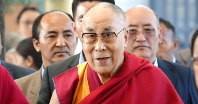 Support Group Prays for Dalai Lama's Return to Tibet via Tawang