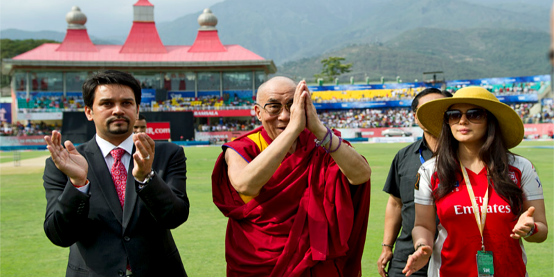 Tibetan Mega Rally Likely to be Held at Iconic Dharamsala Cricket Stadium