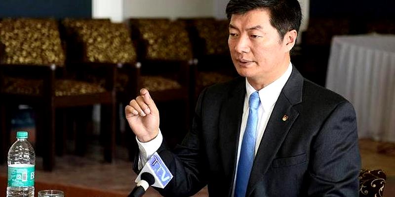 Tibetan President Urged UNESCO to Investigate Jokhang Fire