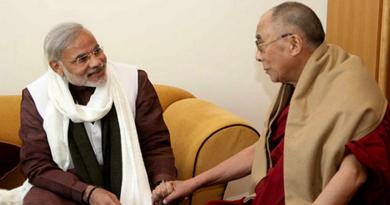 Has Modi Surrendered to Xi Jingping on Dalai Lama?