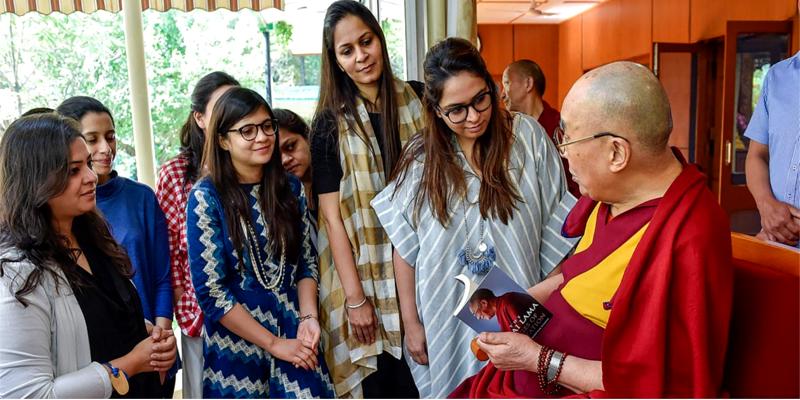 Monday Motivation: Dalai Lama Guide on Negative Emotions