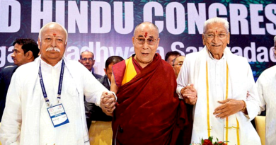Dalai Lama to Attend World Hindu Congress in Chicago