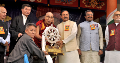 Leaders from BJP and Congress Attend Tibetan Event