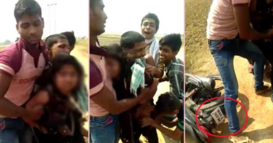 Minor Girl Cries for Help as Molesters Strip Her in Broad Daylight