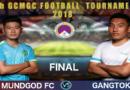 Mundgod Faces Gangtok in GCM Gold Cup 2018 Final
