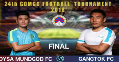 Mundgod Faces Gangtok in GCM Gold Cup 2018 Final