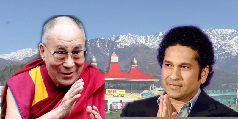 Cricket Maestro Sachin Tendulkar Likely to Meet Dalai Lama in Dharamsala
