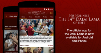 Dalai Lama's Android App Launched - Details here
