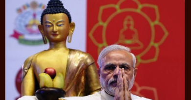 Premier Tibetan Institute Honored by Prime Minister Modi