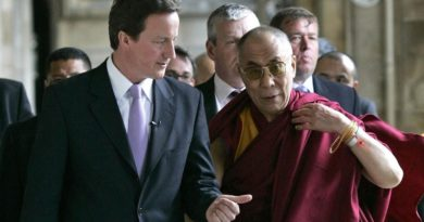 Study Reveals China's Use of Economic Leverage Against Leaders Meeting Dalai Lama