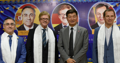 We Are On Your Side, Will Never be Silent: EU Delegation to Tibetans