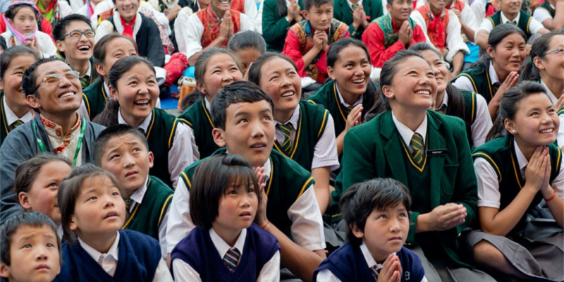 16 Tibetan Students Secure 90% Plus in Class X Board