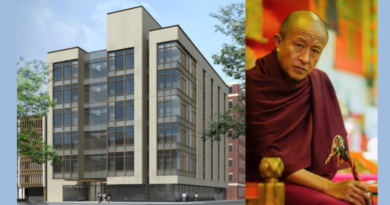$2.5 Million Gift for New Chair in Tibetan Buddhist Studies at University of Michigan