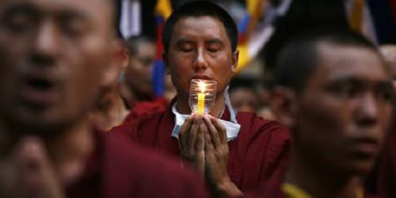 China Intensifies Political Indoctrination of Tibetan Monks