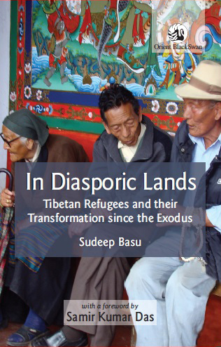 Cover picture of the book, In Diasporic Lands