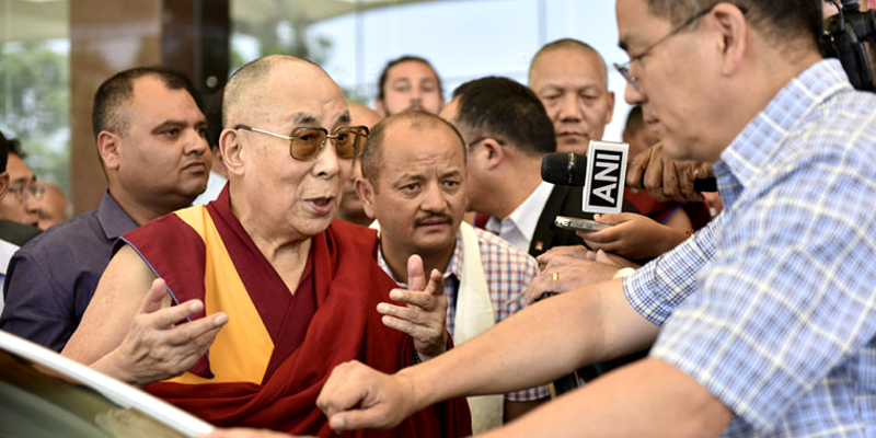 Dalai Lama Clears Out Rumours and Reassures His Good Health