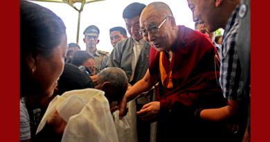 Dalai Lama Leaves for 19 Day Ladakh Visit En Route Delhi