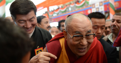 Dalai Lama Will Return to Tibet Very Soon, Dr. Sangay Says He Believes in Israel