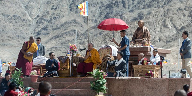Dalai Lama to be in Ladakh During his Birthday